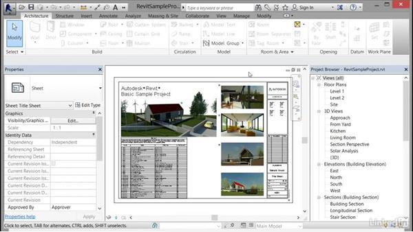 Revit project compatibility: Cert Prep: Revit Architecture Certified Professional