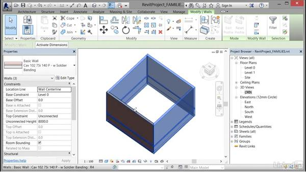 Differentiating system and component families: Cert Prep: Revit Architecture Certified Professional
