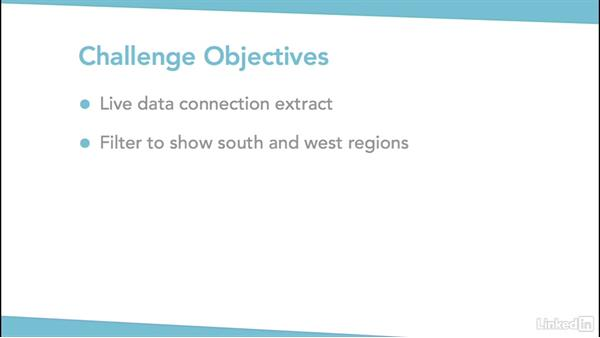 Extract: Challenge: Tableau 10 for Data Scientists