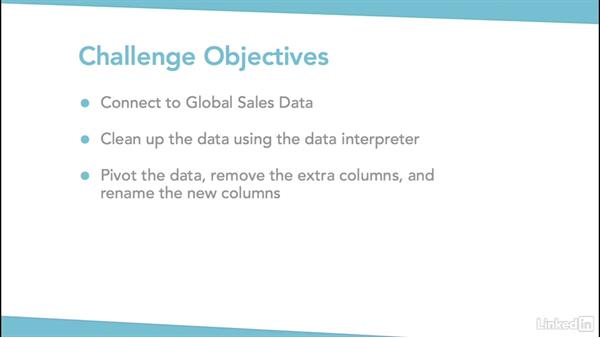 Join: Challenge: Tableau 10 for Data Scientists
