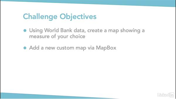 Mapping: Challenge: Tableau 10 for Data Scientists