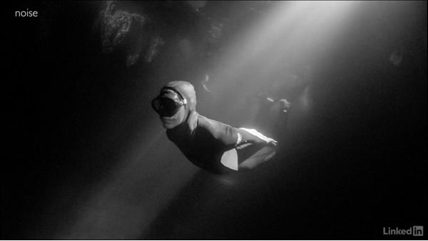 ISO and the RGB channels: Underwater Photography: Wide Angle