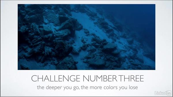 Challenges and solutions: Learning Underwater Photography