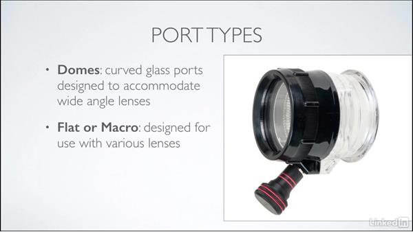 Ports and optics: Learning Underwater Photography