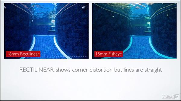 Wide-angle lenses: Learning Underwater Photography
