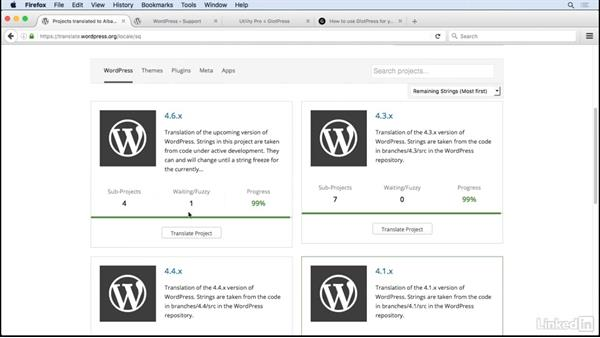 Translating for WordPress with GlotPress: WordPress and Internationalization