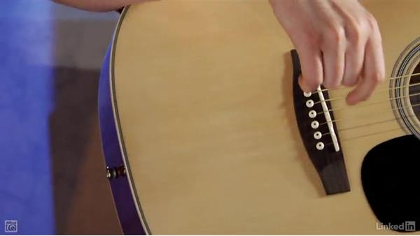 The acoustic guitar: Rock Guitar: Teach Yourself to Play