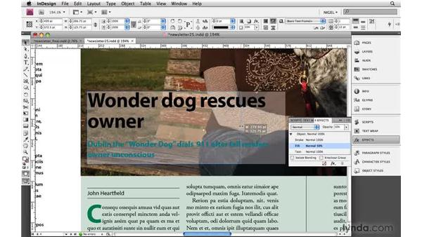 : Designing a Newsletter