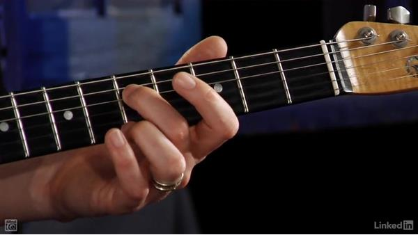 How to tune your guitar: Rock Guitar: Teach Yourself to Play