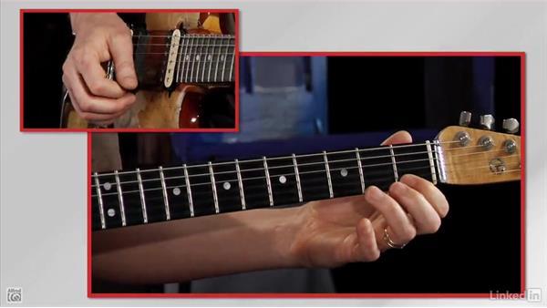 Introducing high A: Rock Guitar: Teach Yourself to Play