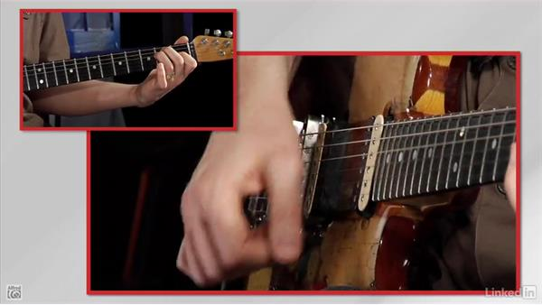 11 classic rock strumming patterns: Rock Guitar: Teach Yourself to Play