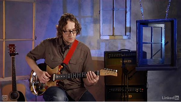 Sharps, flats, and naturals: Rock Guitar: Teach Yourself to Play