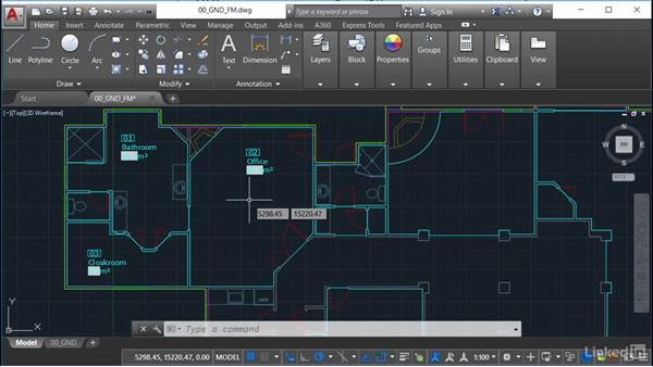 Using occupancy in AutoCAD: AutoCAD Facilities Management: Occupancy