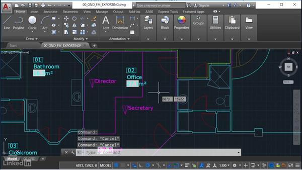 Next steps: AutoCAD Facilities Management: Occupancy