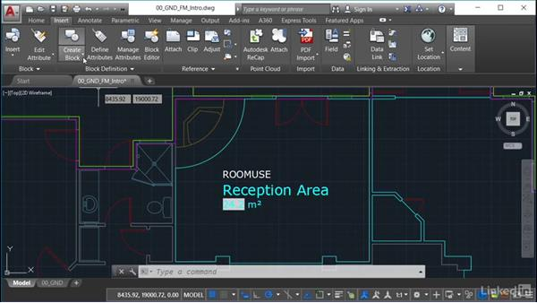 Managing your spaces: AutoCAD Facilities Management: Space Management