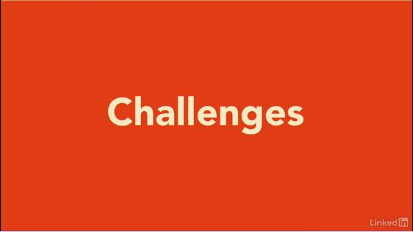 Challenges: jQuery for Web Designers