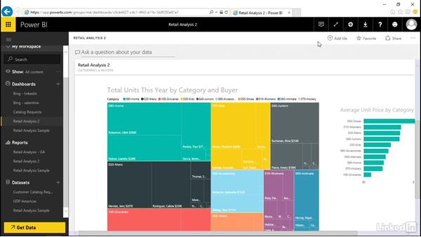 Download and install a mobile app: Power BI Pro Essential Training