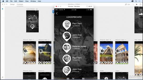 Welcome: Design a Mobile App with Adobe XD