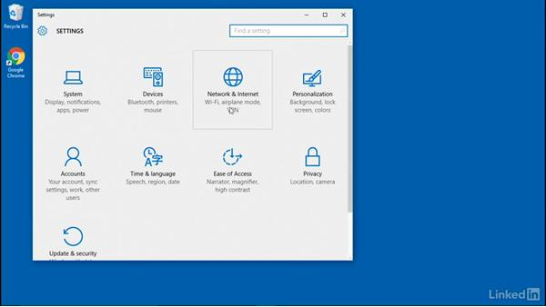Create a VPN connection: Windows 10: Manage Remote Access