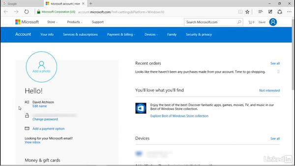 Delete personal settings from the cloud: Windows 10: Manage Remote Access