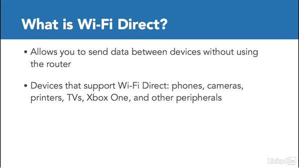 Understand Wi-Fi Direct: Windows 10: Manage Remote Access