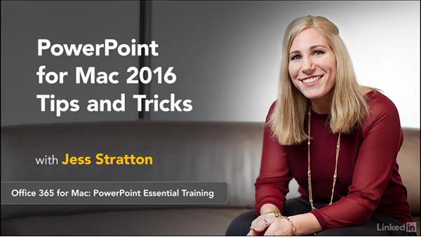 Next steps: PowerPoint for Mac 2016 Tips and Tricks