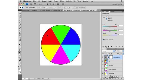 Understanding color correction: Photoshop CS4: Image Adjustments in Depth