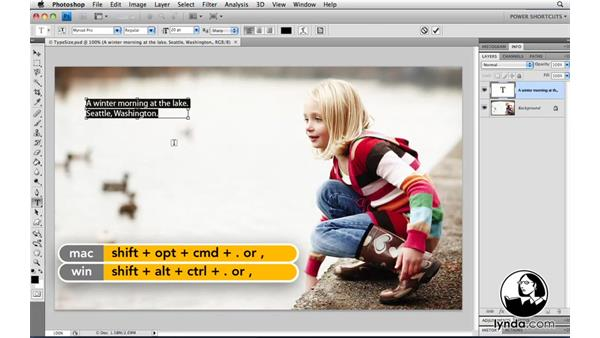 Welcome: Photoshop CS4 Power Shortcuts