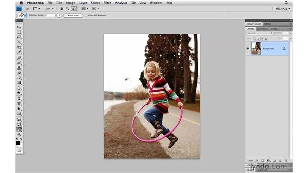 Spring-loaded tool shortcuts: Photoshop CS4 Power Shortcuts