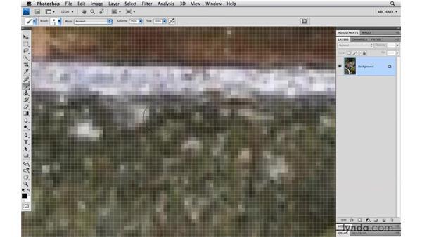 Bird's-Eye View: Photoshop CS4 Power Shortcuts