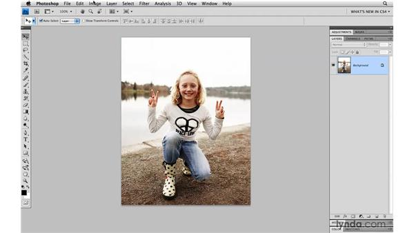 Discovering what's new and finding help: Photoshop CS4 Power Shortcuts