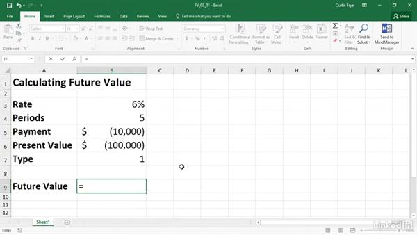 Welcome: Excel 2016: Financial Functions in Depth