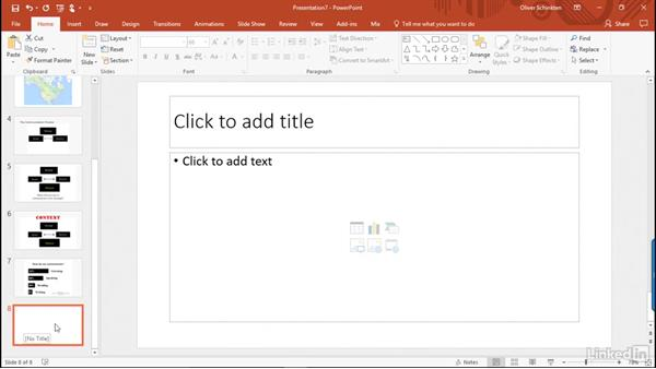 Add a screenshot or screen capture: Create Flipped Classroom Lessons with Office Mix