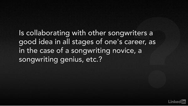 Challenges in songwriting: Insights from a Professional Songwriter