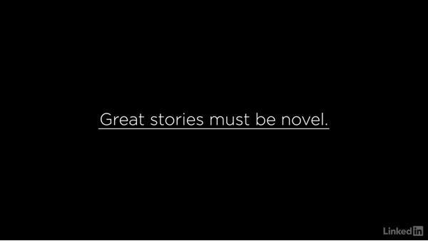 Novelty: Shane Snow on Storytelling