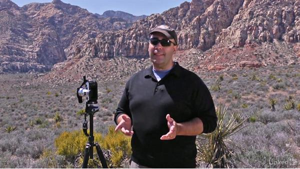 Using the exercise files: Shooting and Processing Panoramas
