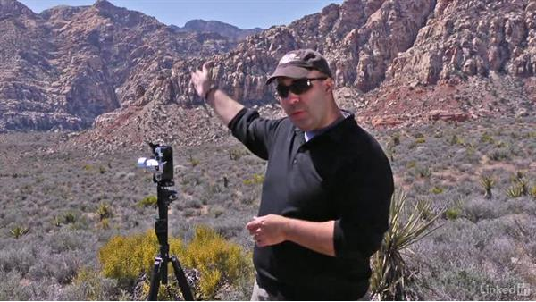The end product: Shooting and Processing Panoramas
