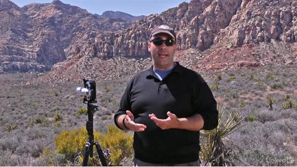 The objectives to achieve: Shooting and Processing Panoramas