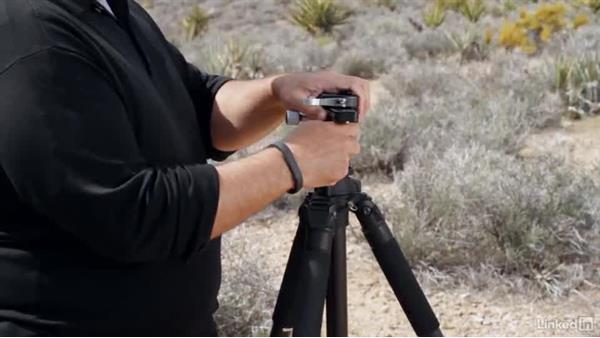 Leveling the camera platform: Shooting and Processing Panoramas