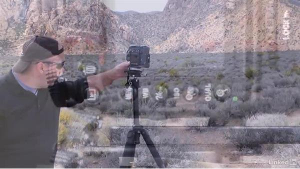 Shooting with overlap: Shooting and Processing Panoramas