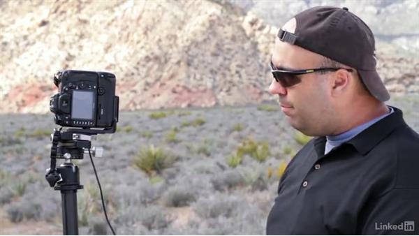 Minimizing camera shake: Shooting and Processing Panoramas