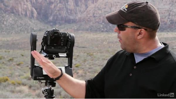 Building the Gigapan platform: Shooting and Processing Panoramas