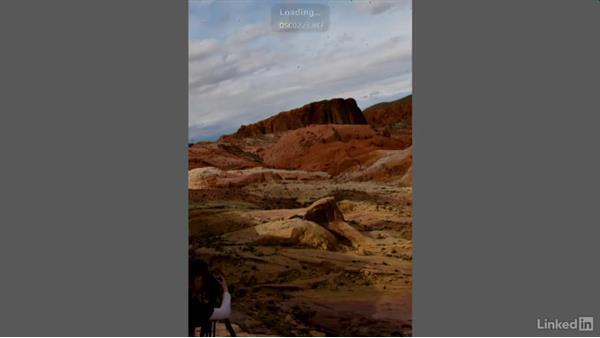 Using stacks in Adobe Bridge: Shooting and Processing Panoramas