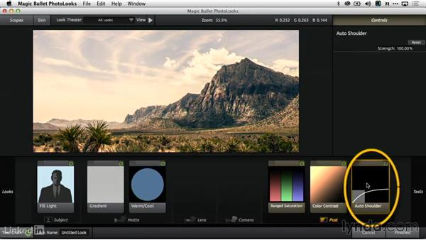 Additional third-party filters to enhance panoramas: Shooting and Processing Panoramas