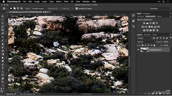 Post merge cleanup: Shooting and Processing Panoramas