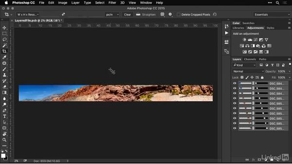 Saving panoramas for the Web: Shooting and Processing Panoramas