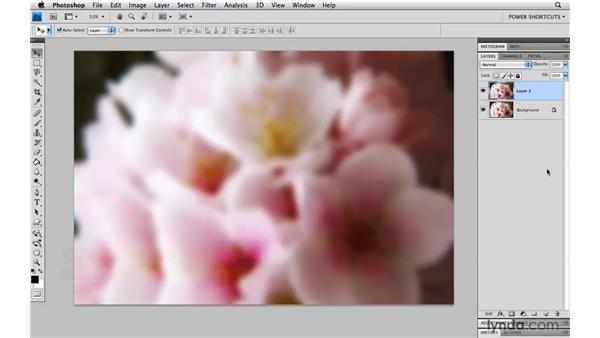 Keyboard shortcuts for specific blend modes: Photoshop CS4 Power Shortcuts