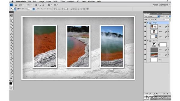 : Photoshop CS4 Power Shortcuts