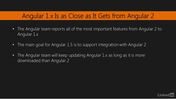 Keeping up with the latest Angular 1.x: Migrating to Angular 2