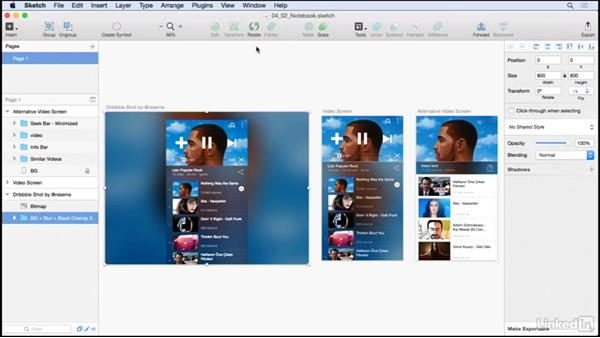 Notebook Pro plugin: Learn Sketch: Creating Vector Graphics